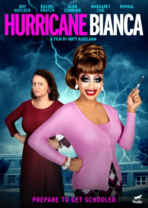 Huragan Bianca / Hurricane Bianca (2016)  PLSUBBED.DVDRip.Xvid-MX / Napisy PL wtopione