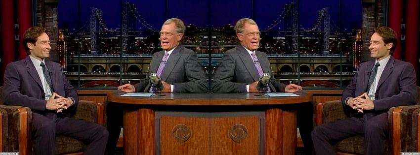 2003 David Letterman XIOTtf9W
