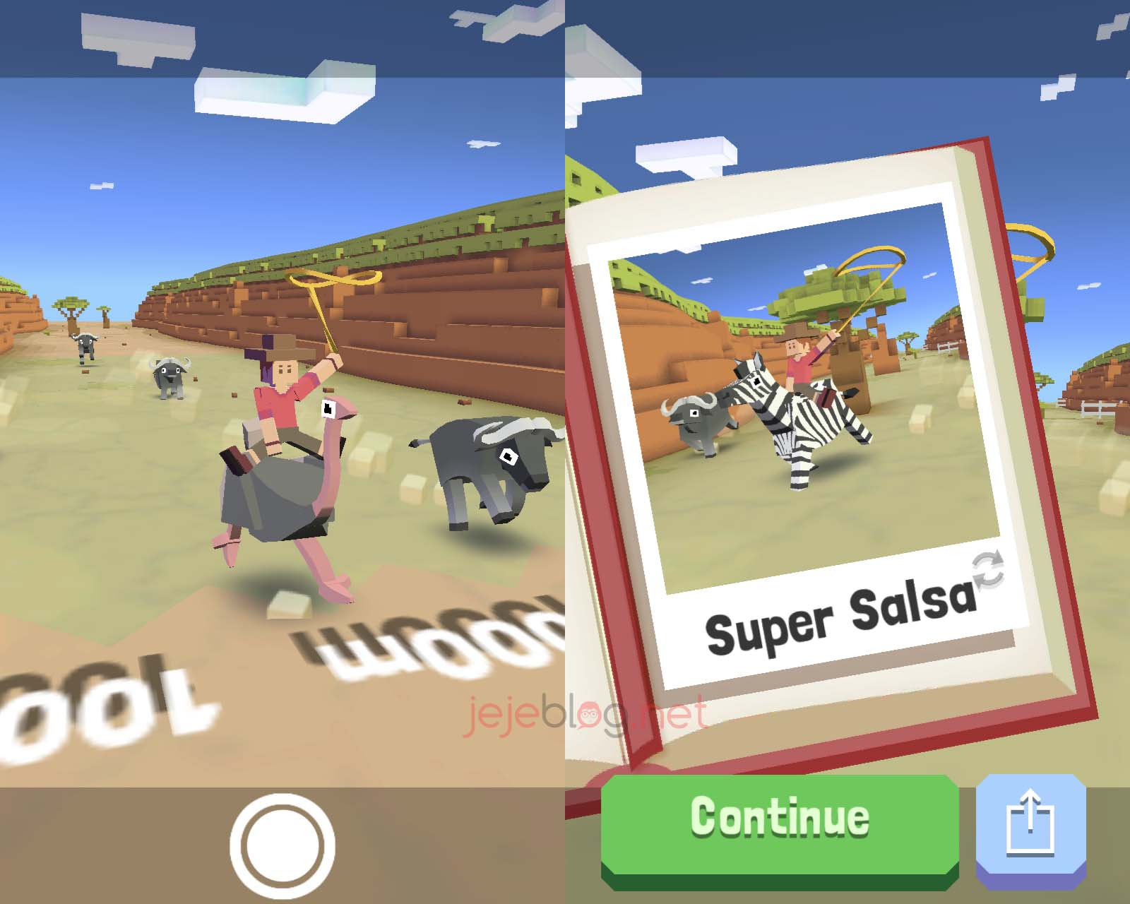 review game rodeo stampede