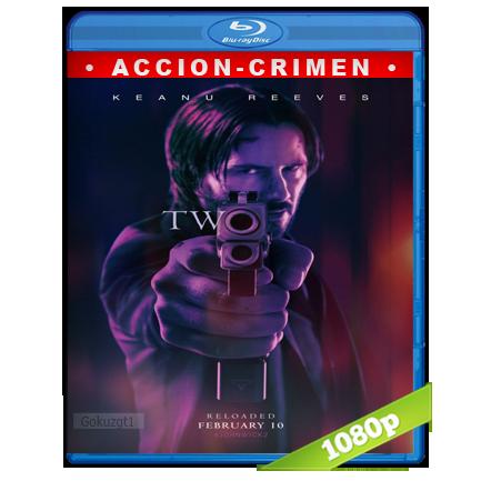 John Wick 2 Un Nuevo Dia Para Matar 1080p Lat-Ing 5.1 (2017)