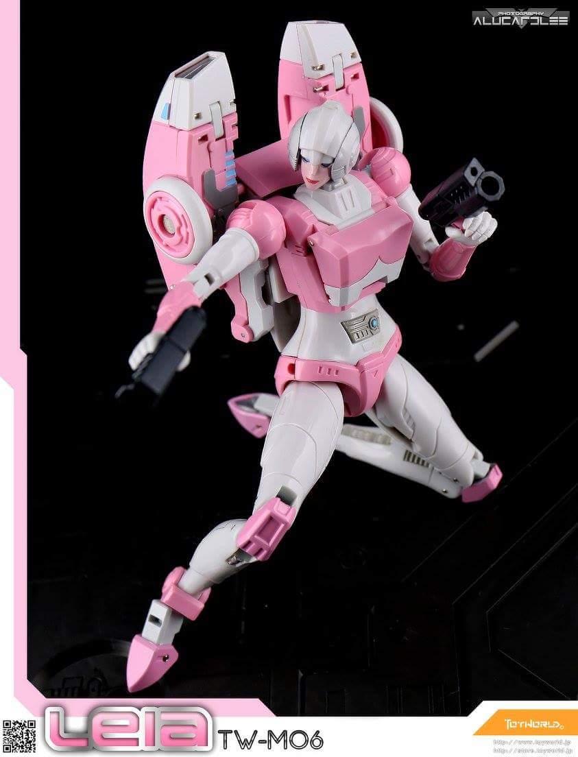 [Toyworld][Zeta Toys] Produit Tiers - Jouet TW-M06 Leia / Zeta-EX05 ArC aka Arcee/Arcie OUy8kB6j