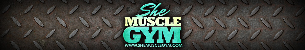 SheMuscleGym SiteRip till March 4, 2012 SiteRip SheMuscleGym
