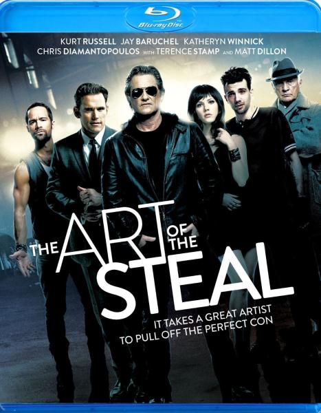 The Art of the Steal (2013) LIMITED BRRip 525MB nItRo