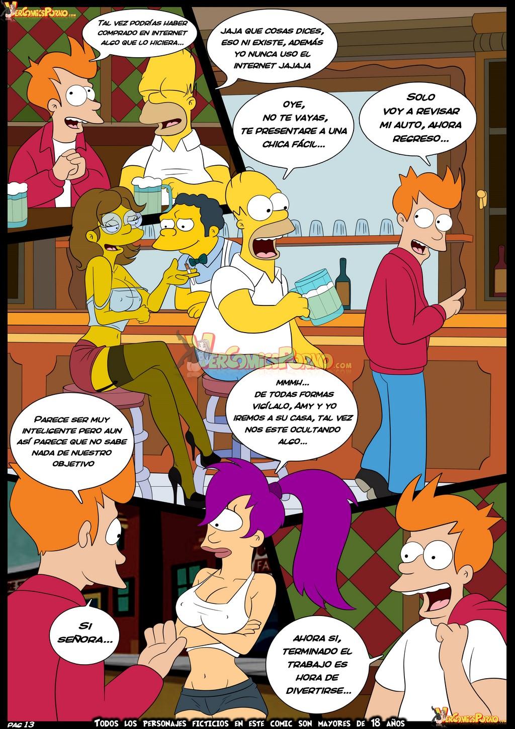 Adult Comics Las aventuras de