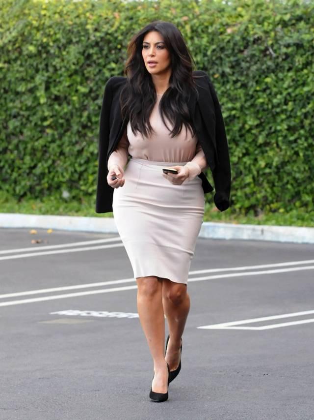 Kim Kardashian snuck away for Lunch with Mason & Scott AbqonHLO