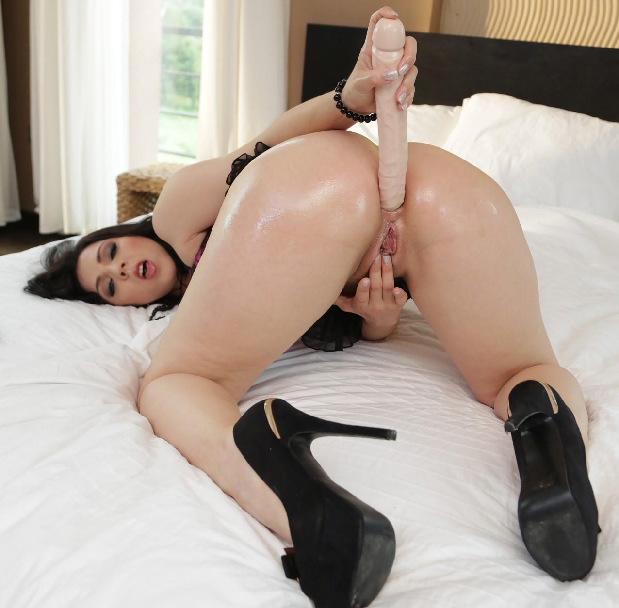 Pamela Sanchez - la señorita Anal de España