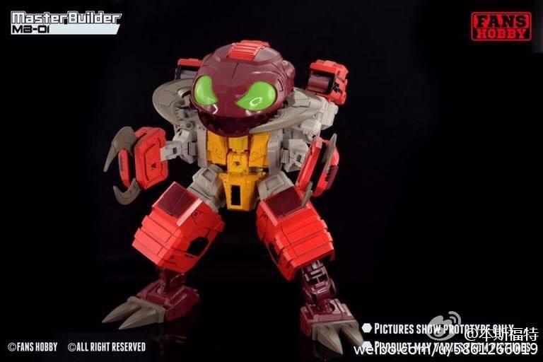 [FansHobby] Produit Tiers - Master Builder MB-02/03/05 - aka Monsterbots/Monstrebots ZEWYsJLX