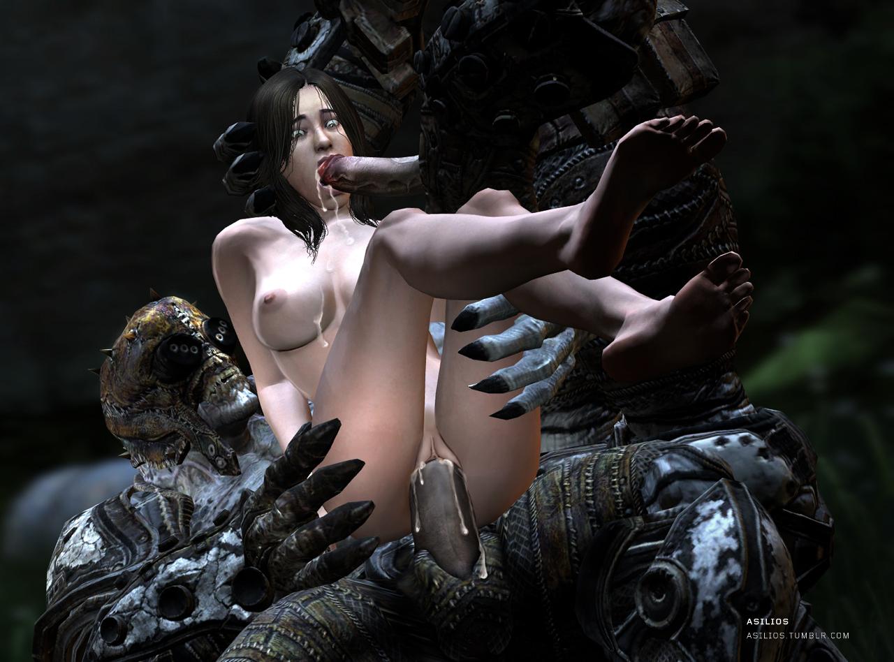 Sexy girls playing holi