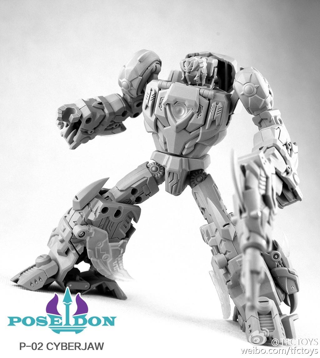 [TFC Toys] Produit Tiers - Jouet Poseidon - aka Piranacon/King Poseidon (TF Masterforce) I4G0sbvq