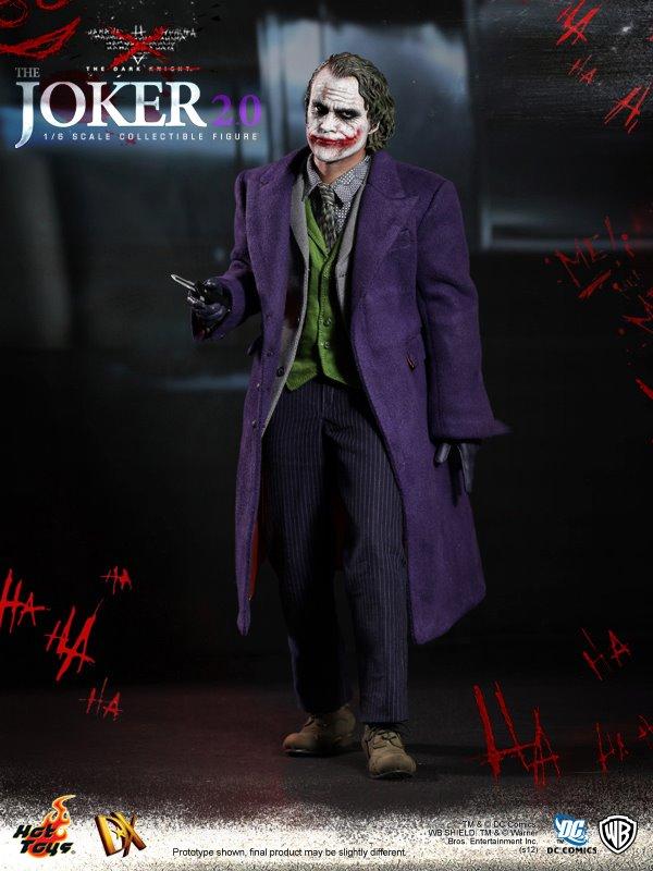 The Joker 2.0 - DX Series - The Dark Knight  1/6 A.F. AacTeeaP