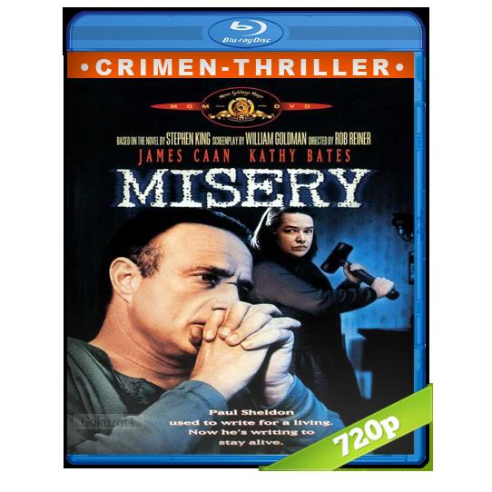 Miseria HD720p Lat-Cast-Ing 5.1 (1990)