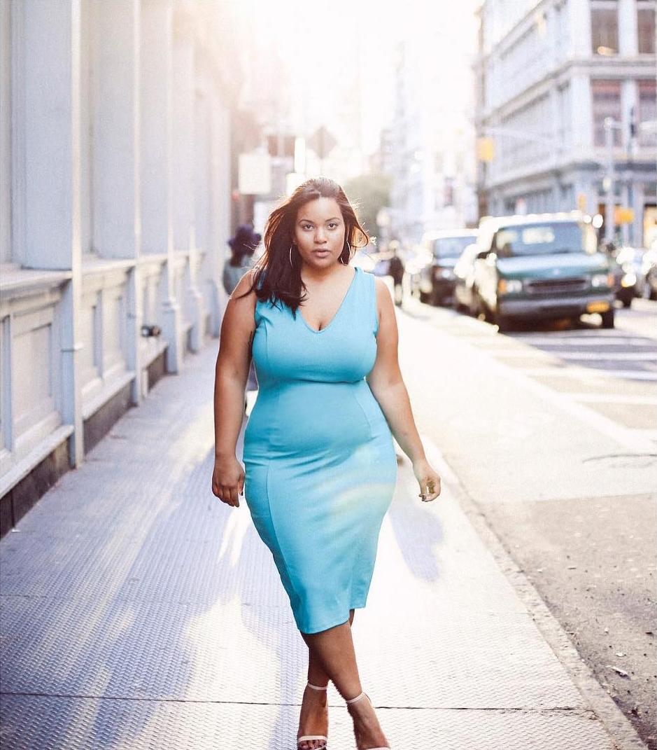 Chubby/Fat/Overweight/Curvy Women - The BBW Appreciation
