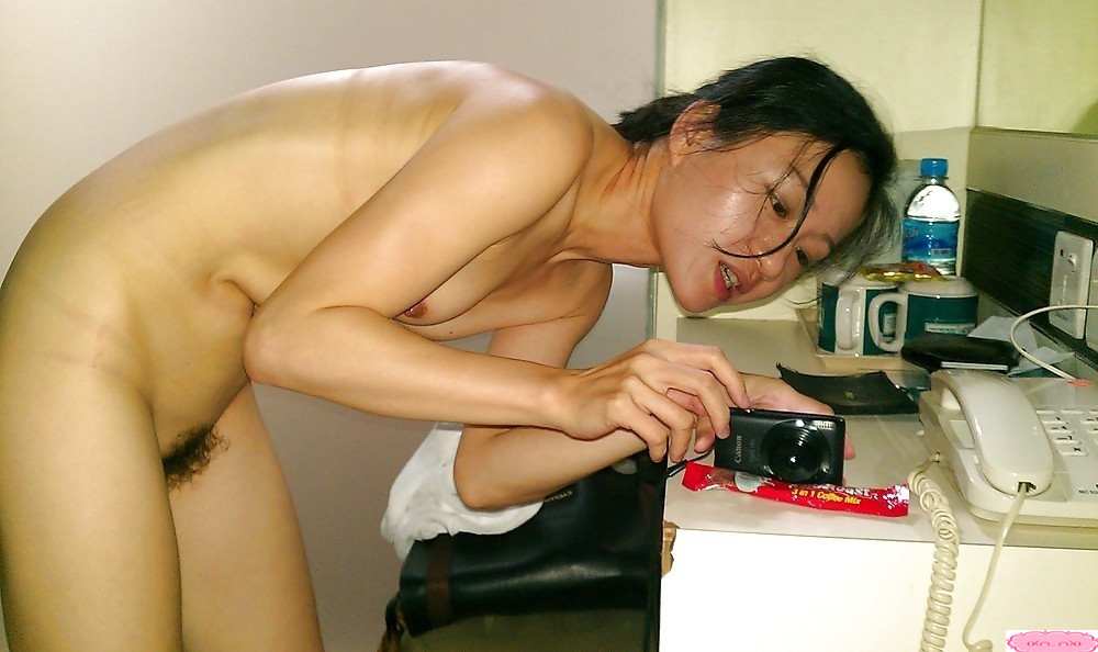 Nude Asian Teen In Glasses