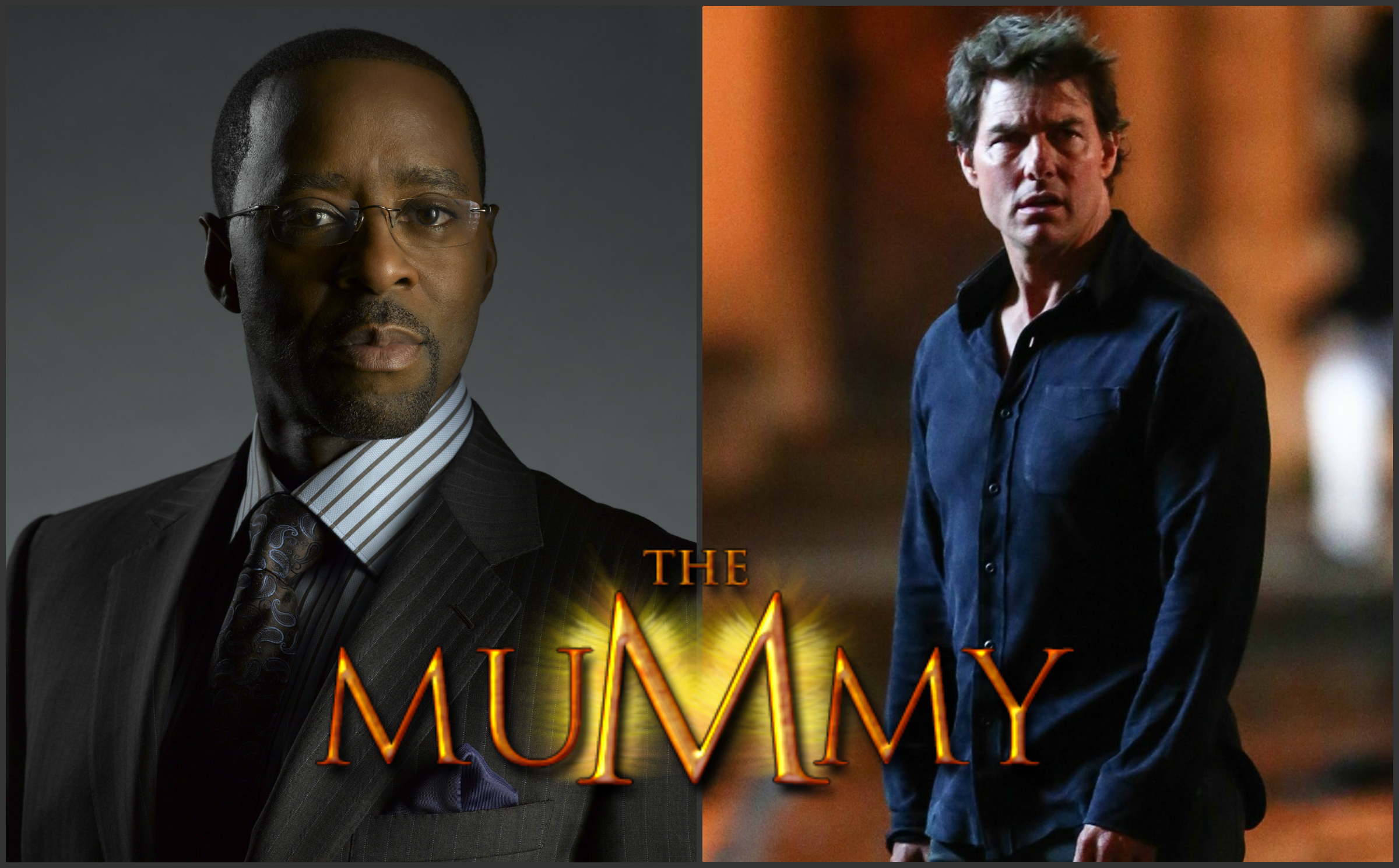 Courtney Vance to star in the Mummy