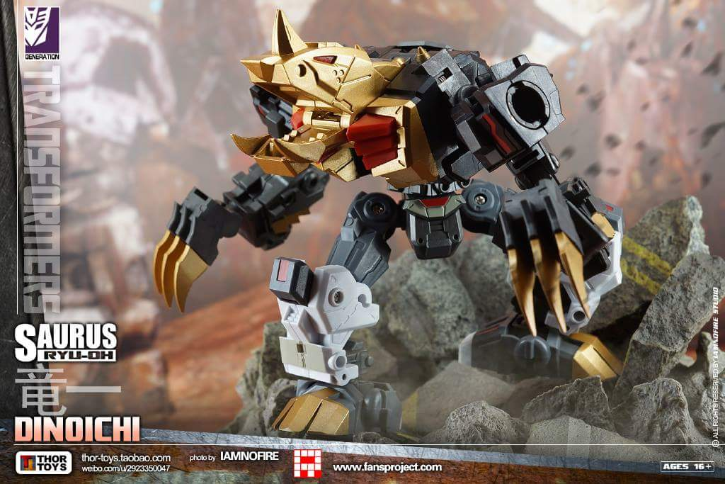 [FansProject] Produit Tiers - Jouet Saurus Ryu-oh aka Dinoking (Victory) | Monstructor (USA) - Page 2 Z1AEn4Gq
