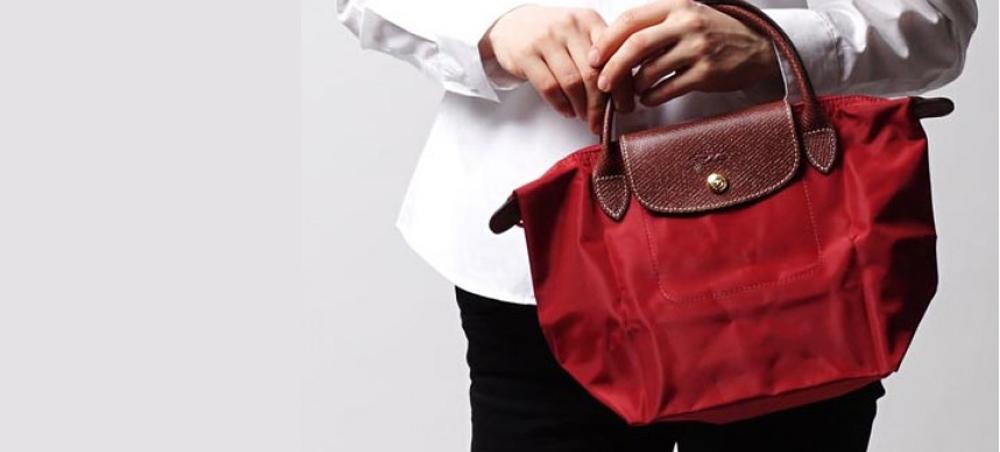 3a97541809f1 LONGCHAMP LONGCHAMP Le Pliage Foldable Nylon XS Handbag DAHLIA