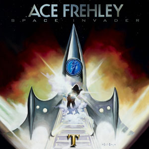 Ace Frehley - Space Invader [Ltd. Edition] (2014)