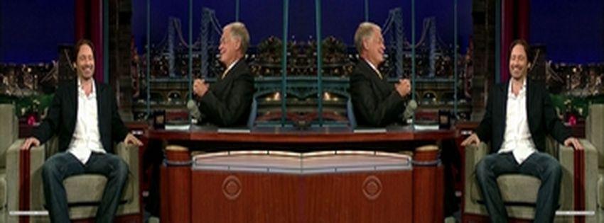 2008 David Letterman  9MR5c73d